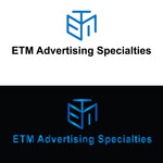 ETM Advertising Specialties Logo - Entry #72