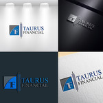 "Taurus Financial (or just ""Taurus"") Logo - Entry #353"