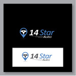 14 Star Auto Logo - Entry #6