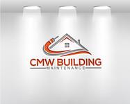 CMW Building Maintenance Logo - Entry #25
