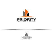 Priority Building Group Logo - Entry #189