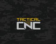 Tactical CNC Logo - Entry #56