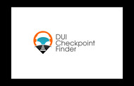 DUI Checkpoint Finder Logo - Entry #46
