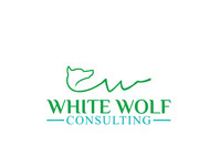 White Wolf Consulting (optional LLC) Logo - Entry #256