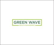 Green Wave Wealth Management Logo - Entry #218