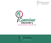 Conscious Discovery Logo - Entry #18