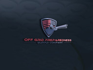 Off Grid Preparedness Supply Company Logo - Entry #7