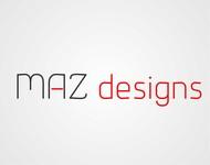 Maz Designs Logo - Entry #308