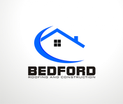 Bedford Roofing and Construction Logo - Entry #15