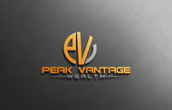 Peak Vantage Wealth Logo - Entry #48