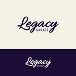 LEGACY GARAGE Logo - Entry #63