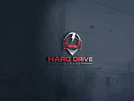 Hard drive garage Logo - Entry #303