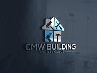 CMW Building Maintenance Logo - Entry #422