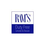 Rams Duty Free + Smoke & Booze Logo - Entry #31