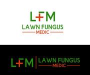 Lawn Fungus Medic Logo - Entry #223