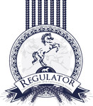 Regulator Thouroughbreds and Performance Horses  Logo - Entry #42