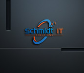 Schmidt IT Solutions Logo - Entry #198