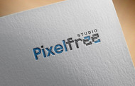 PixelFree Studio Logo - Entry #24