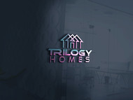 TRILOGY HOMES Logo - Entry #291