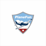 PlaneFun Logo - Entry #147