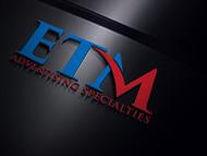 ETM Advertising Specialties Logo - Entry #114