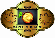 Maple Mustard Logo - Entry #88