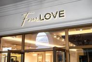 Four love Logo - Entry #314