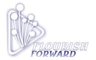 Flourish Forward Logo - Entry #81
