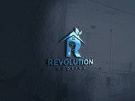 Revolution Roofing Logo - Entry #481