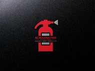 Acadiana Fire Extinguisher Sales and Service Logo - Entry #80