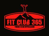 Fit Club 365 Logo - Entry #41