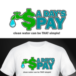 A Days Pay/One Days Pay-Design a LOGO to Help Change the World!  - Entry #59