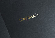 icarenails Logo - Entry #116