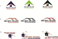 Home Liberty - Real Estate Logo - Entry #67