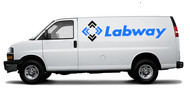 Laboratory Sample Courier Service Logo - Entry #42