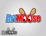 ArtMoose Logo - Entry #21