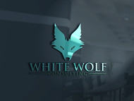 White Wolf Consulting (optional LLC) Logo - Entry #300