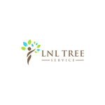 LnL Tree Service Logo - Entry #204