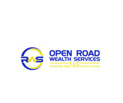 "Open Road Wealth Services, LLC  (The ""LLC"" can be dropped for design purposes.) Logo - Entry #117"