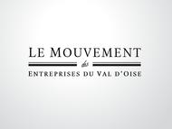 Le Mouvement des Entreprises du Val d'Oise Logo - Entry #14