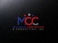 Mechanical Construction & Consulting, Inc. Logo - Entry #62