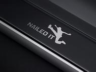 Nailed It Logo - Entry #75