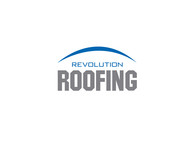 Revolution Roofing Logo - Entry #372
