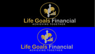 Life Goals Financial Logo - Entry #282