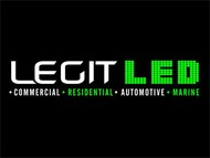 Legit LED or Legit Lighting Logo - Entry #271