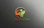 MealStax Logo - Entry #97