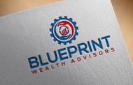 Blueprint Wealth Advisors Logo - Entry #278