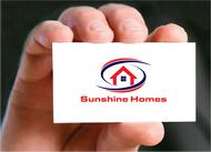 Sunshine Homes Logo - Entry #384