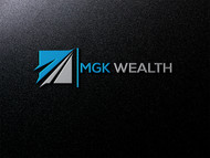MGK Wealth Logo - Entry #459