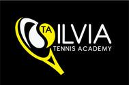 Silvia Tennis Academy Logo - Entry #151